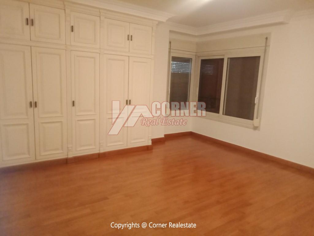 Modern Apartment For Rent In Maadi Sarayat,Semi furnished,Apartment NO #14