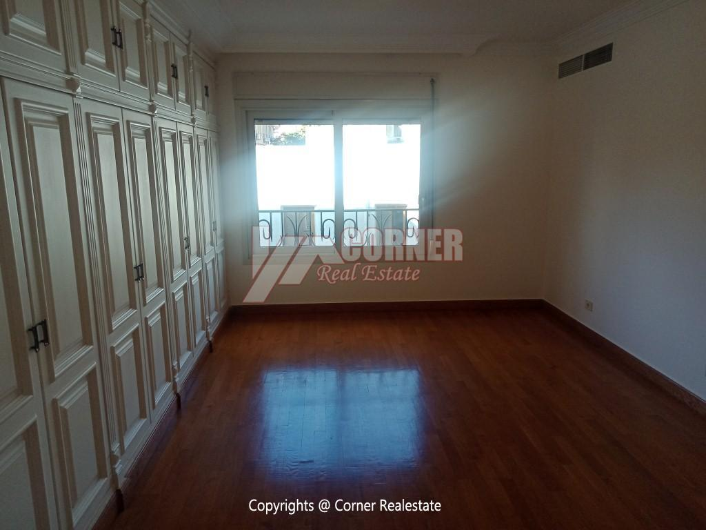 Modern Apartment For Rent In Maadi Sarayat,Semi furnished,Apartment NO #3