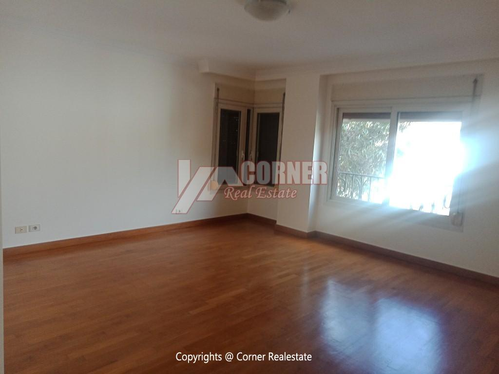 Modern Apartment For Rent In Maadi Sarayat,Semi furnished,Apartment NO #6
