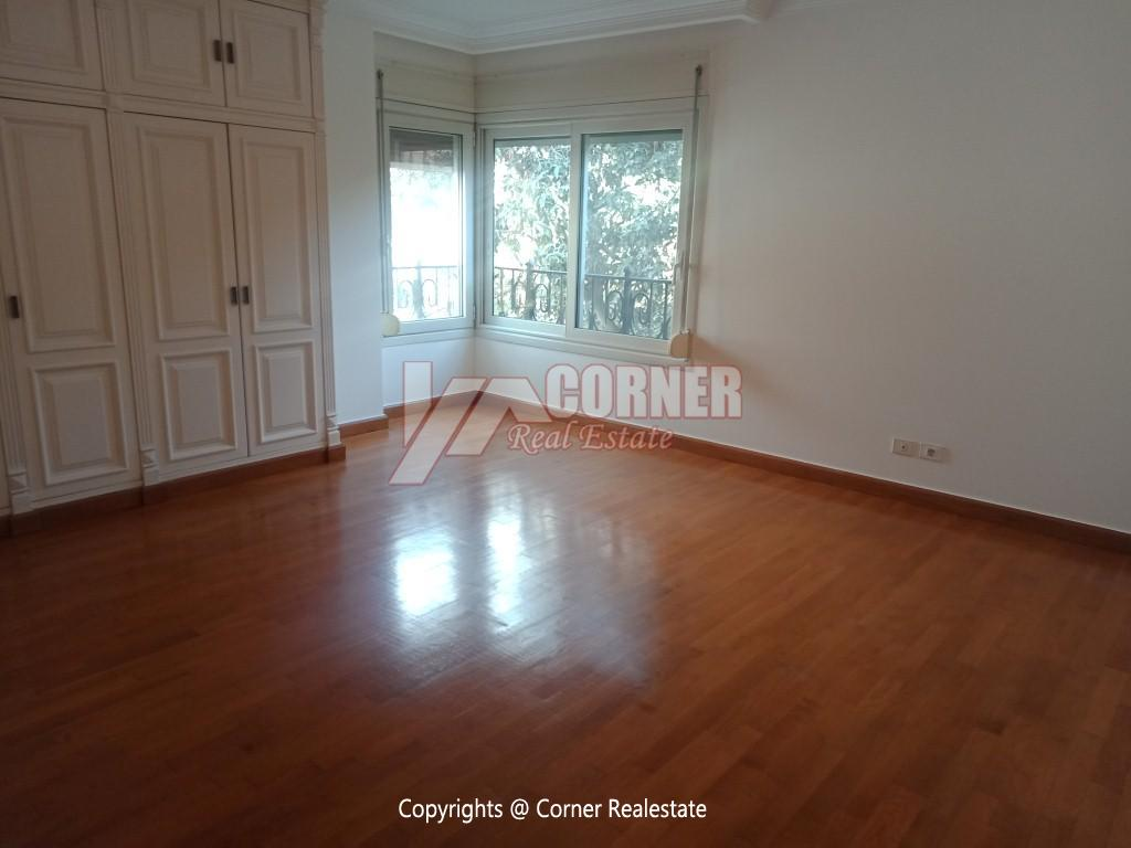 Modern Apartment For Rent In Maadi Sarayat,Semi furnished,Apartment NO #11
