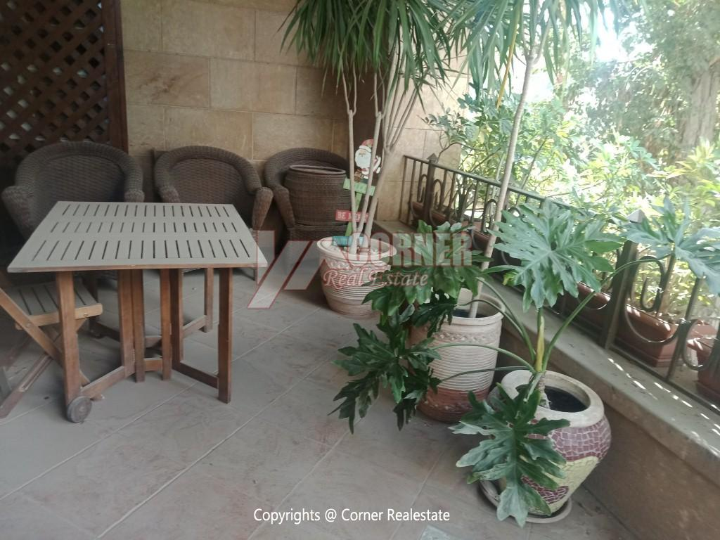Modern Apartment For Rent In Maadi Close to CAC,Modern Furnished,Apartment NO #20