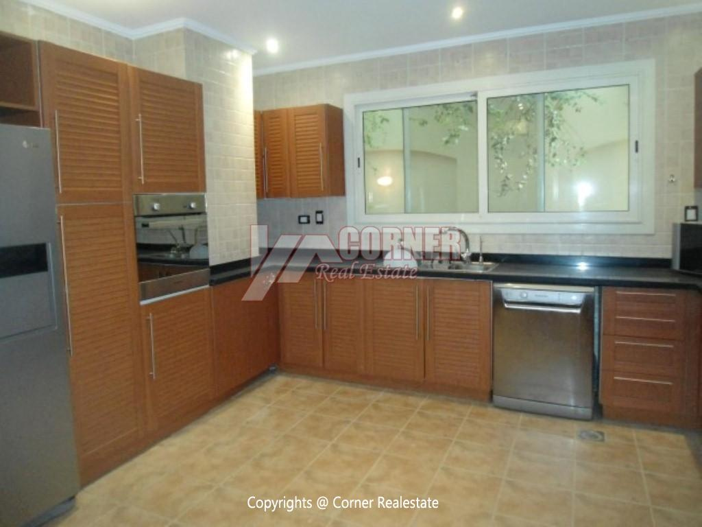 Ground Floor For Rent in Maadi,Modern Furnished,Ground Floor NO #13