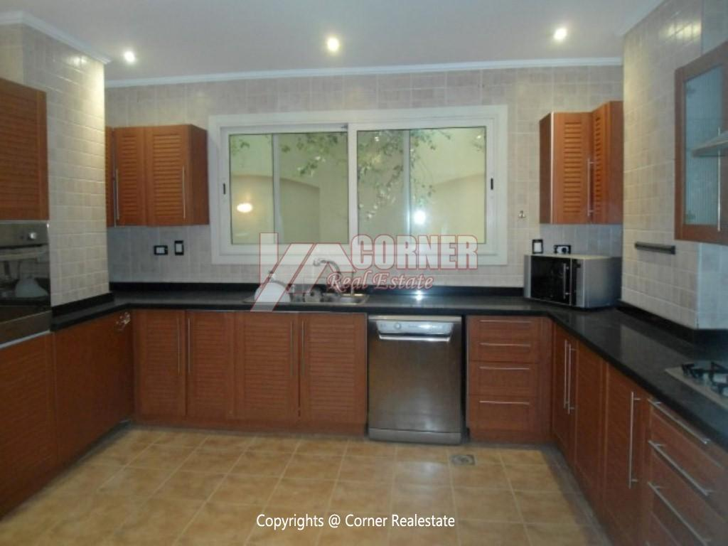Ground Floor For Rent in Maadi,Modern Furnished,Ground Floor NO #14