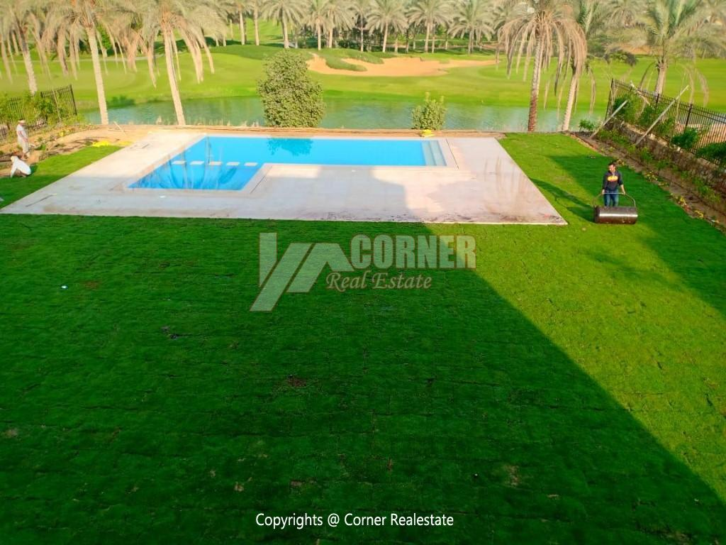 Villa For Rent In Katameya Dunes
