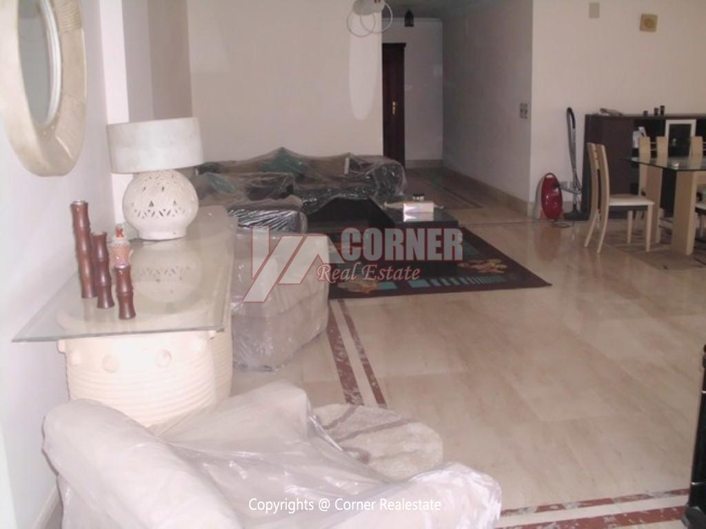Apartment For Rent In Maadi Close to CAC,Modern Furnished,Apartment NO #20
