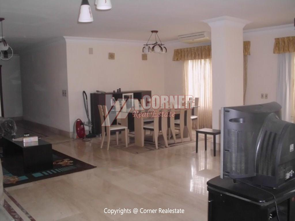 Apartment For Rent In Maadi Close to CAC,Modern Furnished,Apartment NO #21