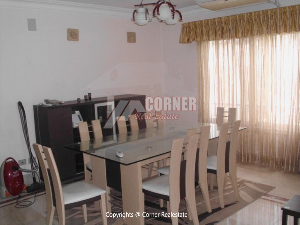 Apartment For Rent In Maadi Close to CAC,Modern Furnished,Apartment NO #23
