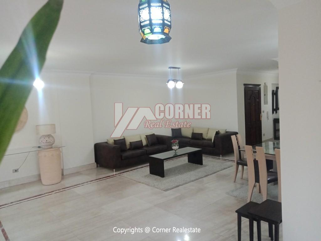 Apartment For Rent In Maadi Close to CAC,Modern Furnished,Apartment NO #4