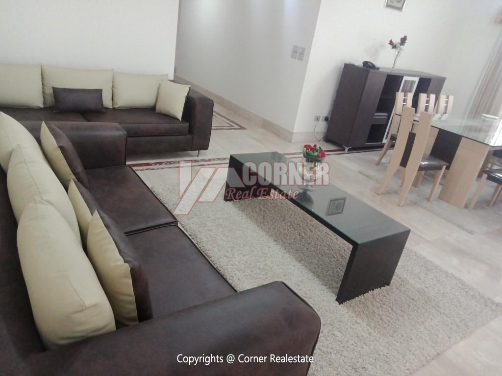 Apartment For Rent In Maadi Close to CAC,Modern Furnished,Apartment NO #9
