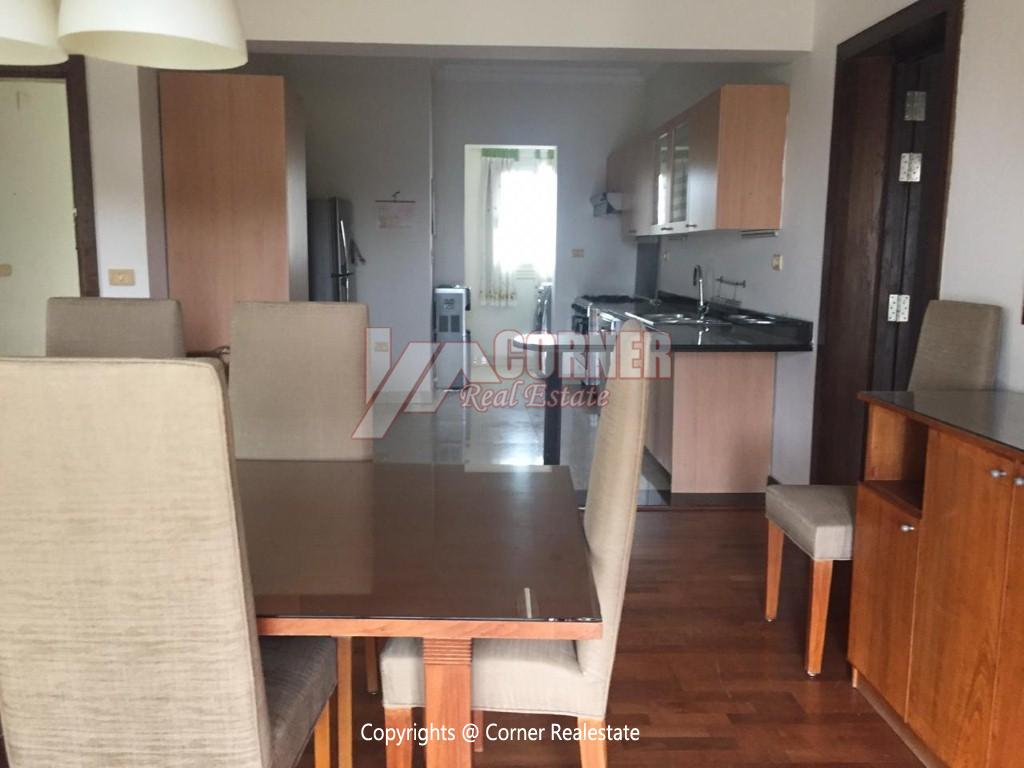 Apartment For Rent In katameya Heights,Modern Furnished,Apartment NO #13