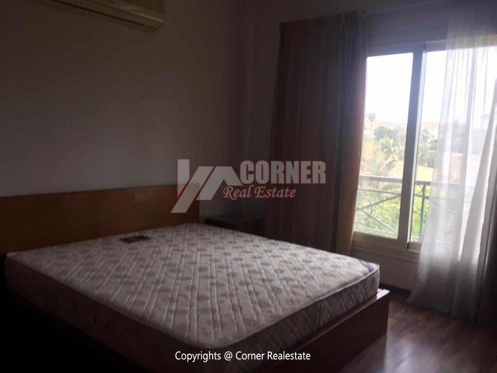 Apartment For Rent In katameya Heights,Modern Furnished,Apartment NO #12