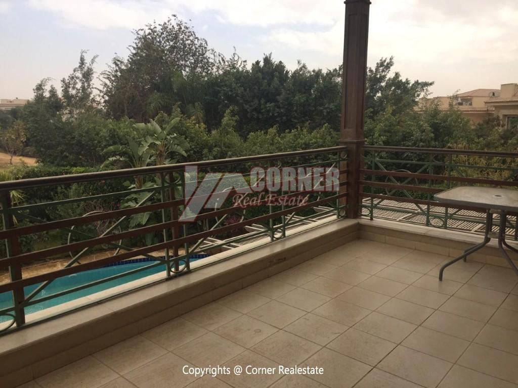 Apartment For Rent In katameya Heights,Modern Furnished,Apartment NO #10
