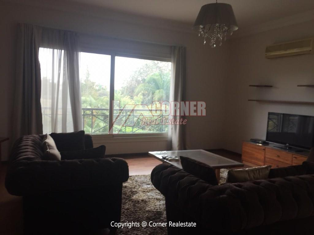 Apartment For Rent In katameya Heights,Modern Furnished,Apartment NO #16