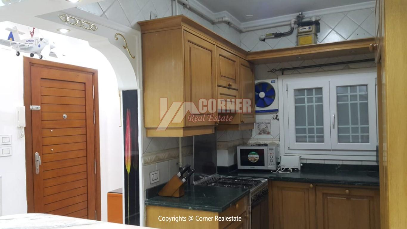 Apartment For Rent In Maadi,Modern Furnished,Apartment NO #17