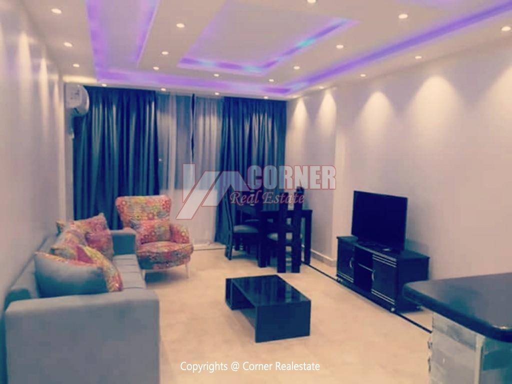 Apartment For Rent In Maadi Degla,Modern Furnished,Apartment NO #19