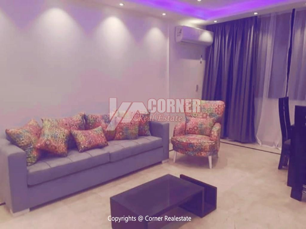 Apartment For Rent In Maadi Degla,Modern Furnished,Apartment NO #7