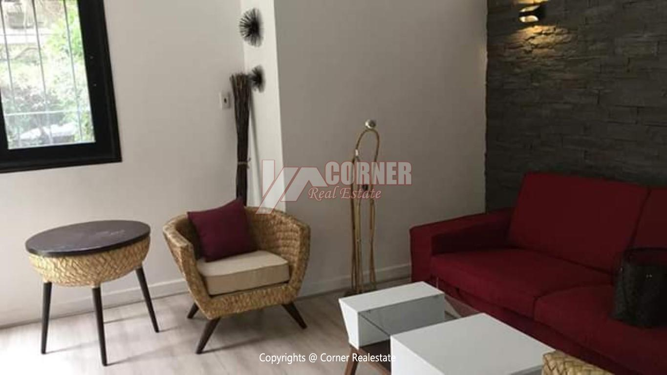 Apartment For Rent In Maadi,Modern Furnished,Ground Floor NO #6