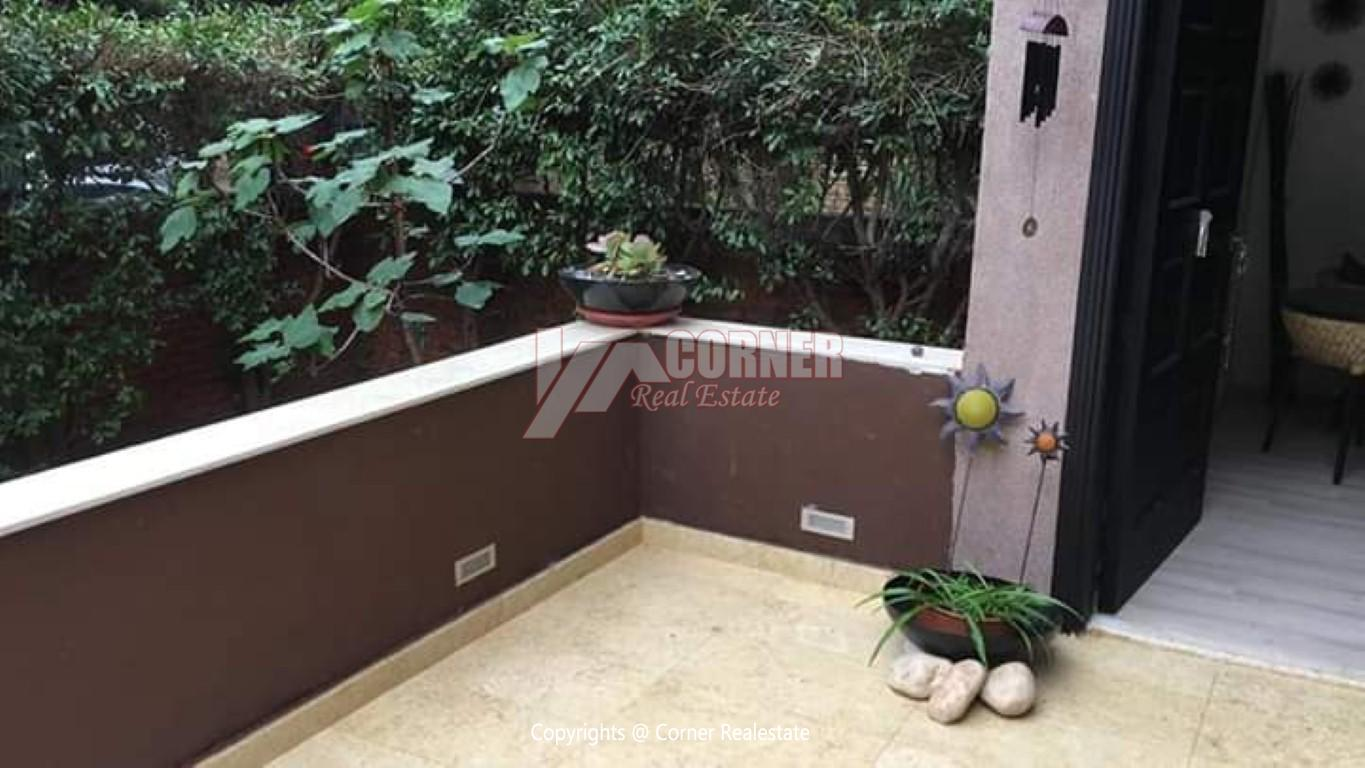 Apartment For Rent In Maadi,Modern Furnished,Ground Floor NO #4