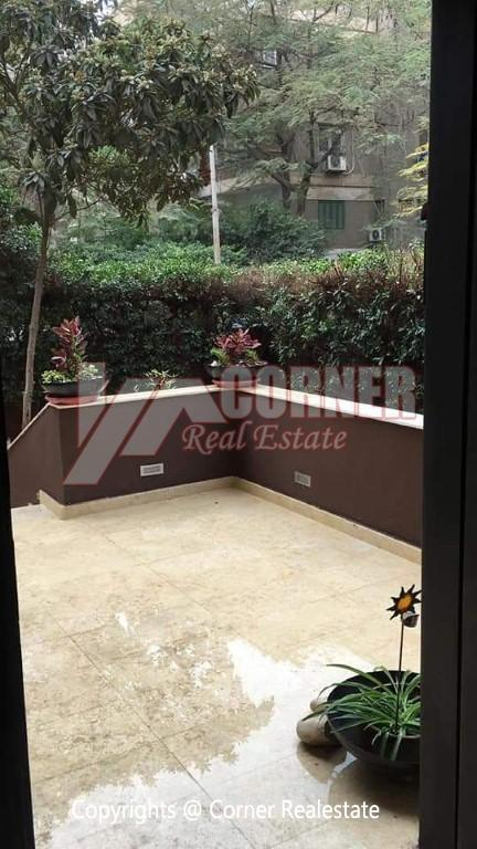 Apartment For Rent In Maadi,Modern Furnished,Ground Floor NO #2