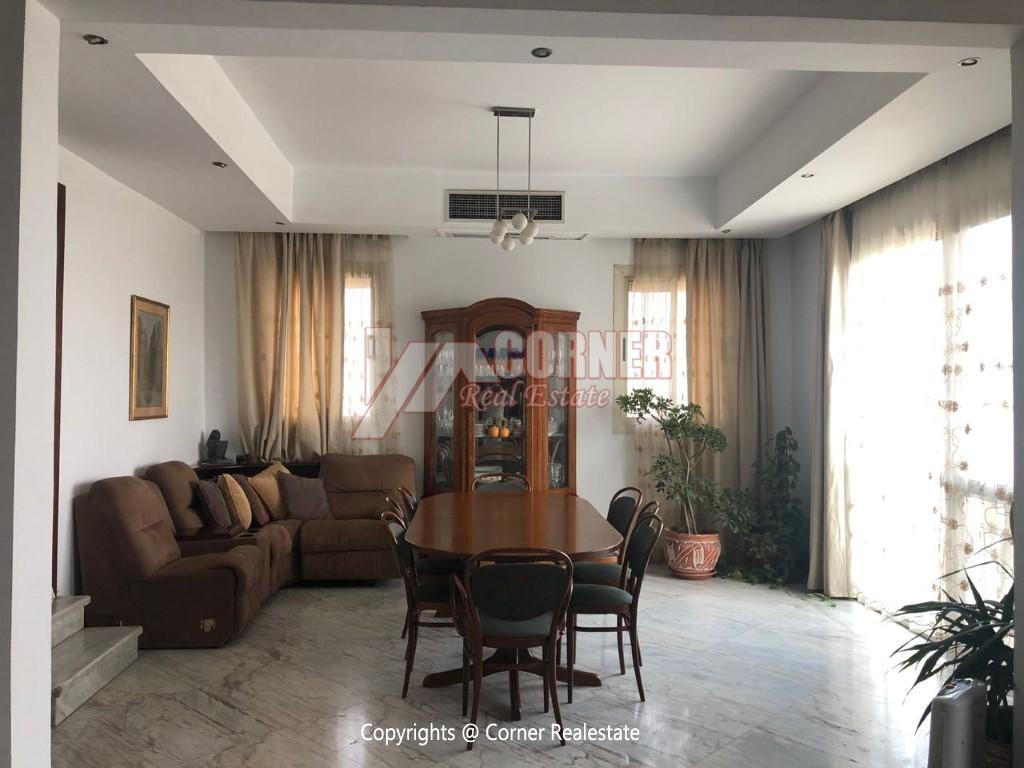 Penthouse For Rent In Maadi,Modern Furnished,Penthouse NO #14