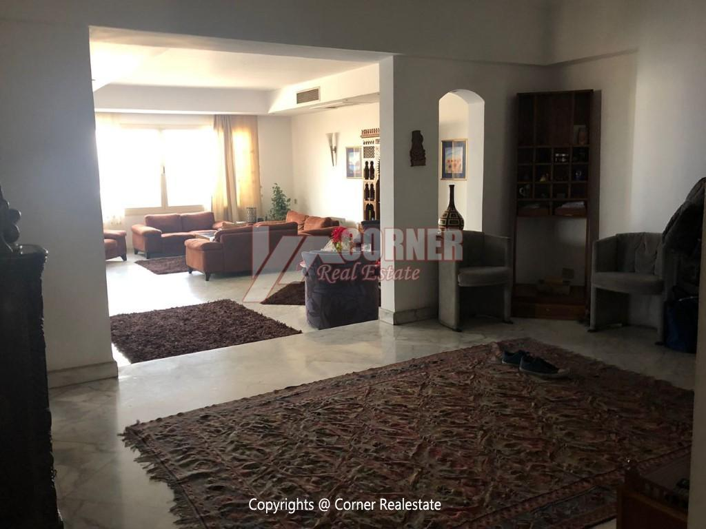Penthouse For Rent In Maadi,Modern Furnished,Penthouse NO #8