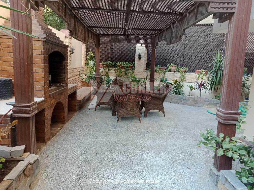 Modern Ground Floor For Rent In Maadi Degla