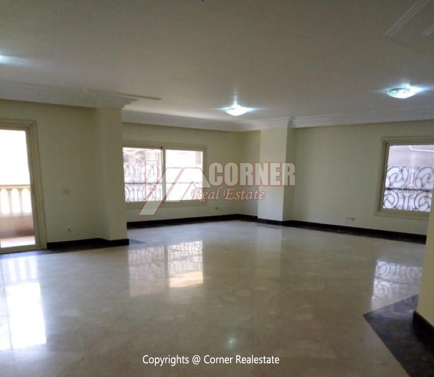 Semi Furnished Apartment For Rent In Maadi Sarayat
