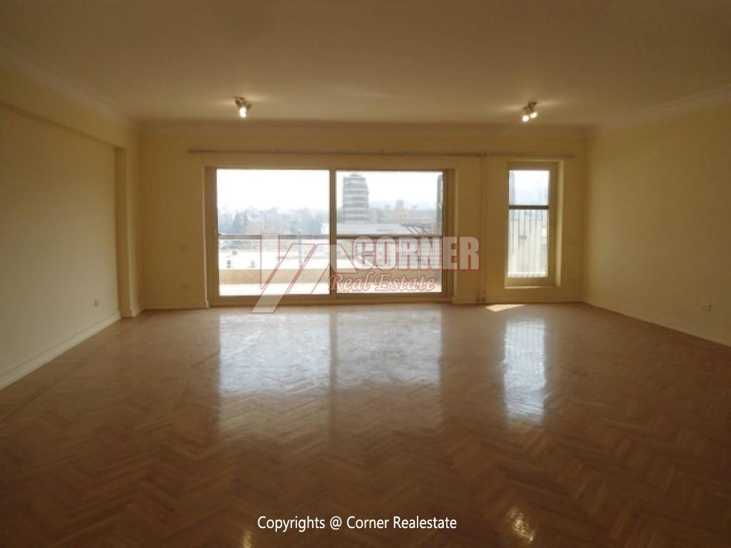 Semi Furnished Apartment For Rent In Maadi Degla