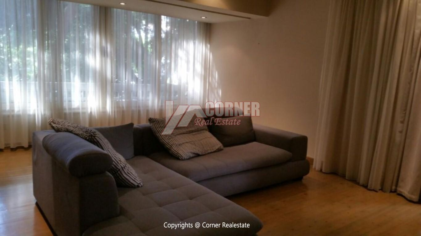 Modern Furnished Apartment For Rent In Maadi,Furnished,Apartment NO #9