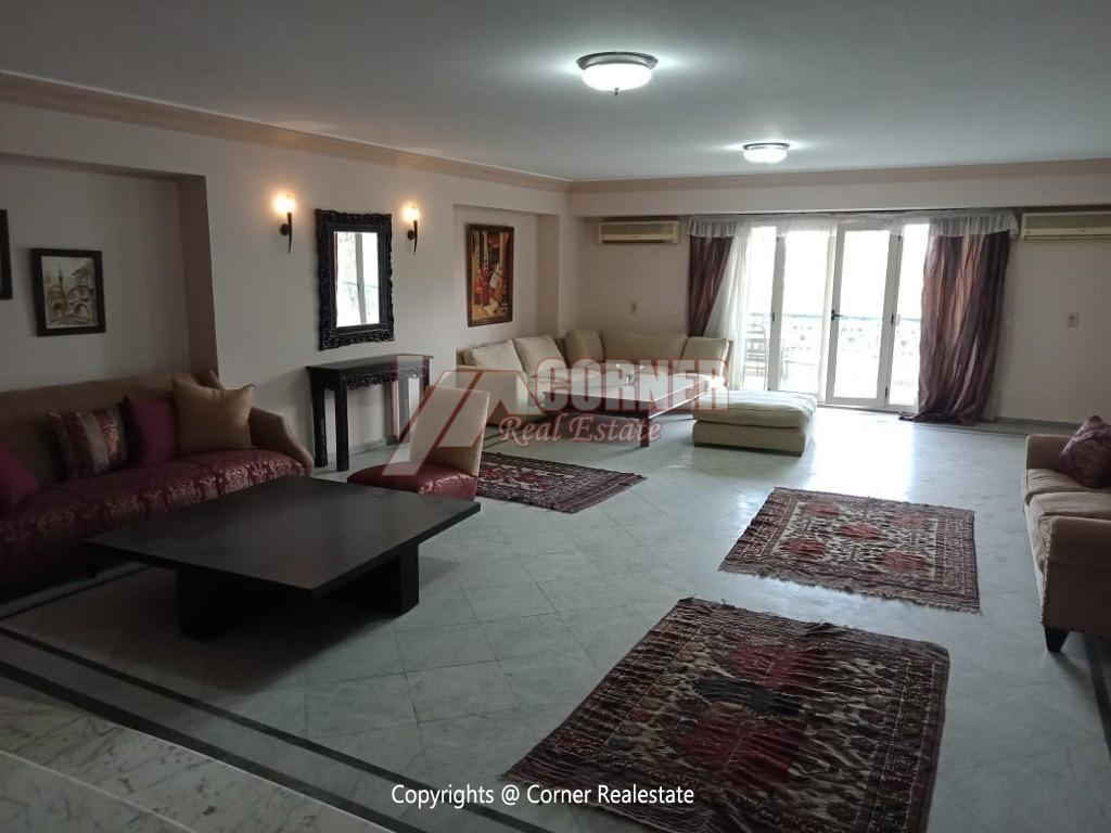Apartment For Rent In Maadi Sarayat,Modern Furnished,Apartment NO #9