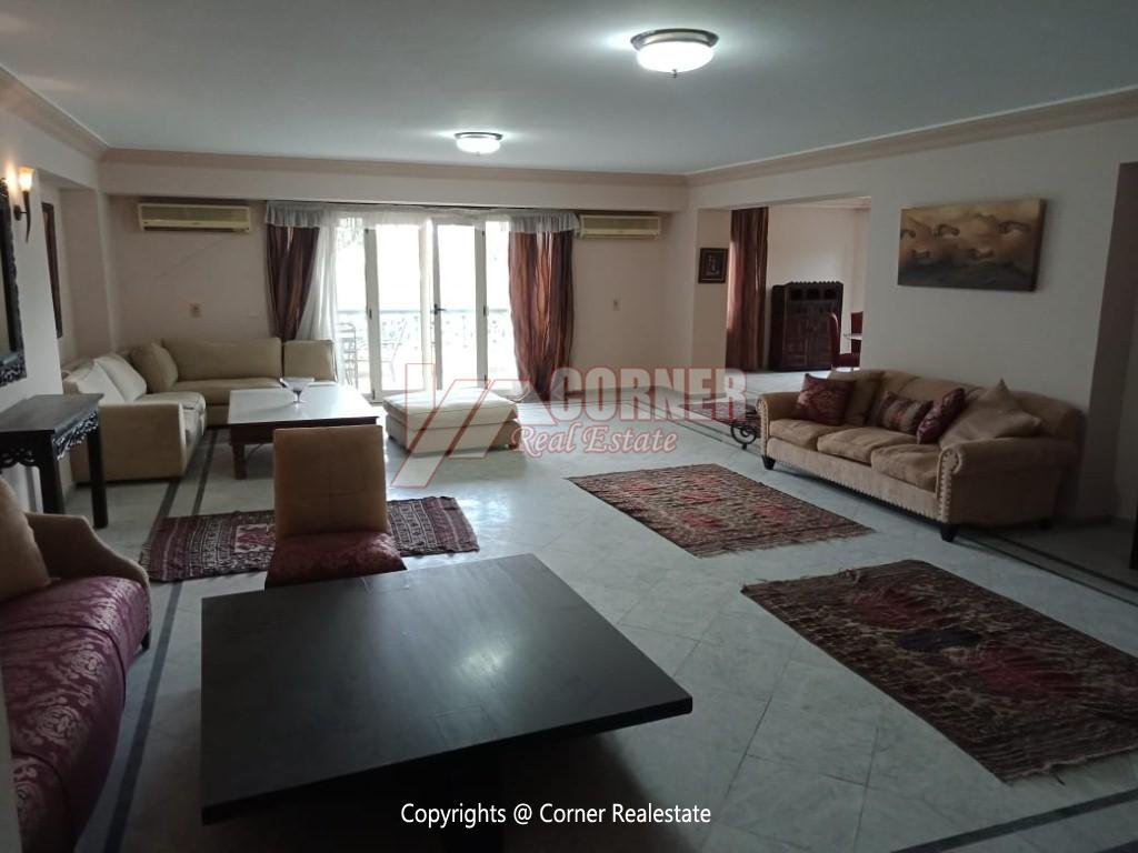 Apartment For Rent In Maadi Sarayat,Modern Furnished,Apartment NO #10