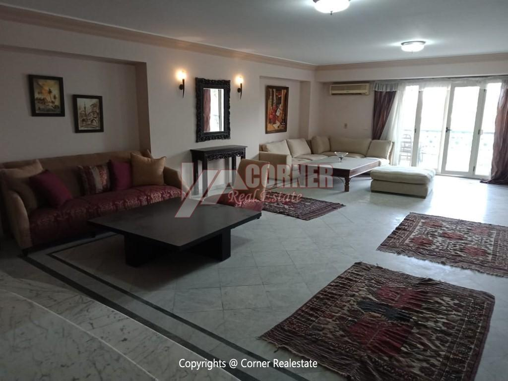 Apartment For Rent In Maadi Sarayat,Modern Furnished,Apartment NO #23