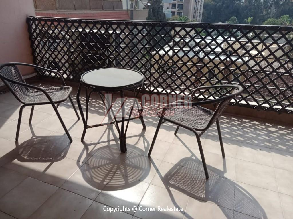 Modern Apartment For Rent In Maadi Sarayat,Modern Furnished,Apartment NO #15
