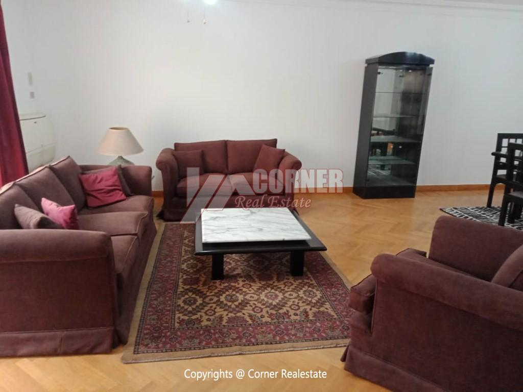 Modern Apartment For Rent In Maadi Sarayat,Modern Furnished,Apartment NO #14