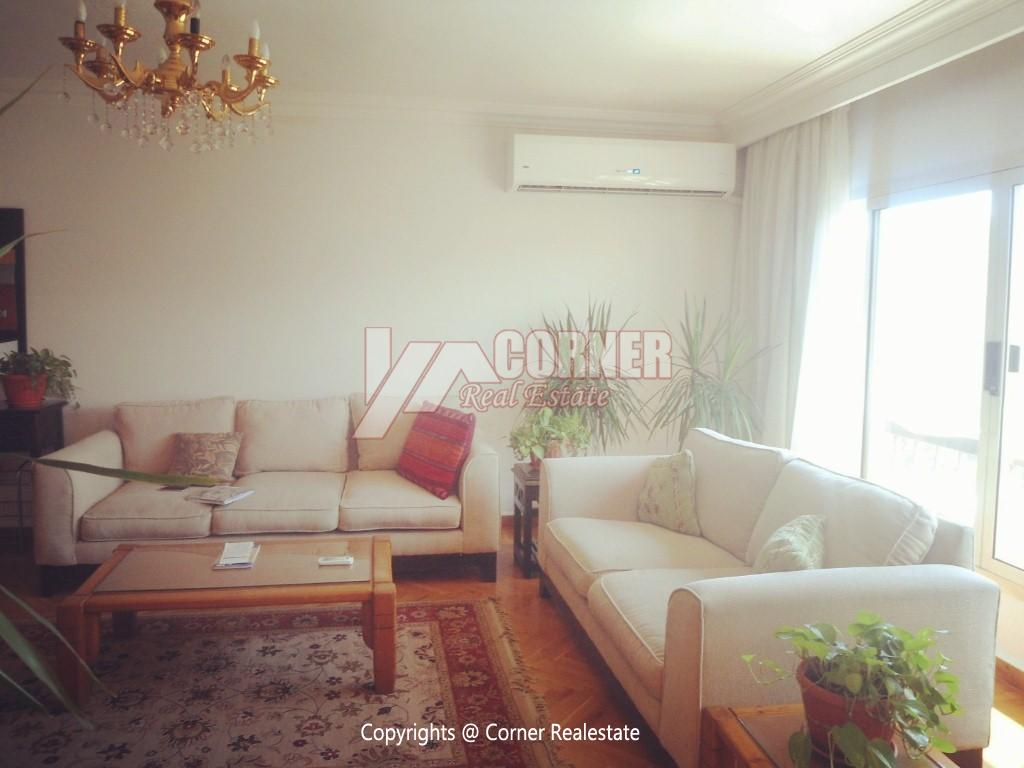 Modern Apartment For Rent In Maadi Degla