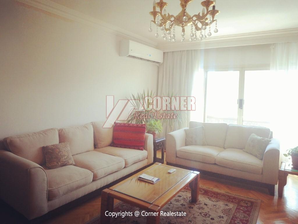Modern Apartment For Rent In Maadi Degla,Modern Furnished,Apartment NO #14