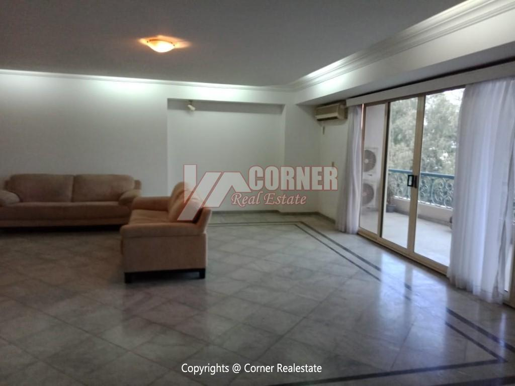 Modern Apartment For Rent In Maadi Sarayat,Modern Furnished,Apartment NO #19