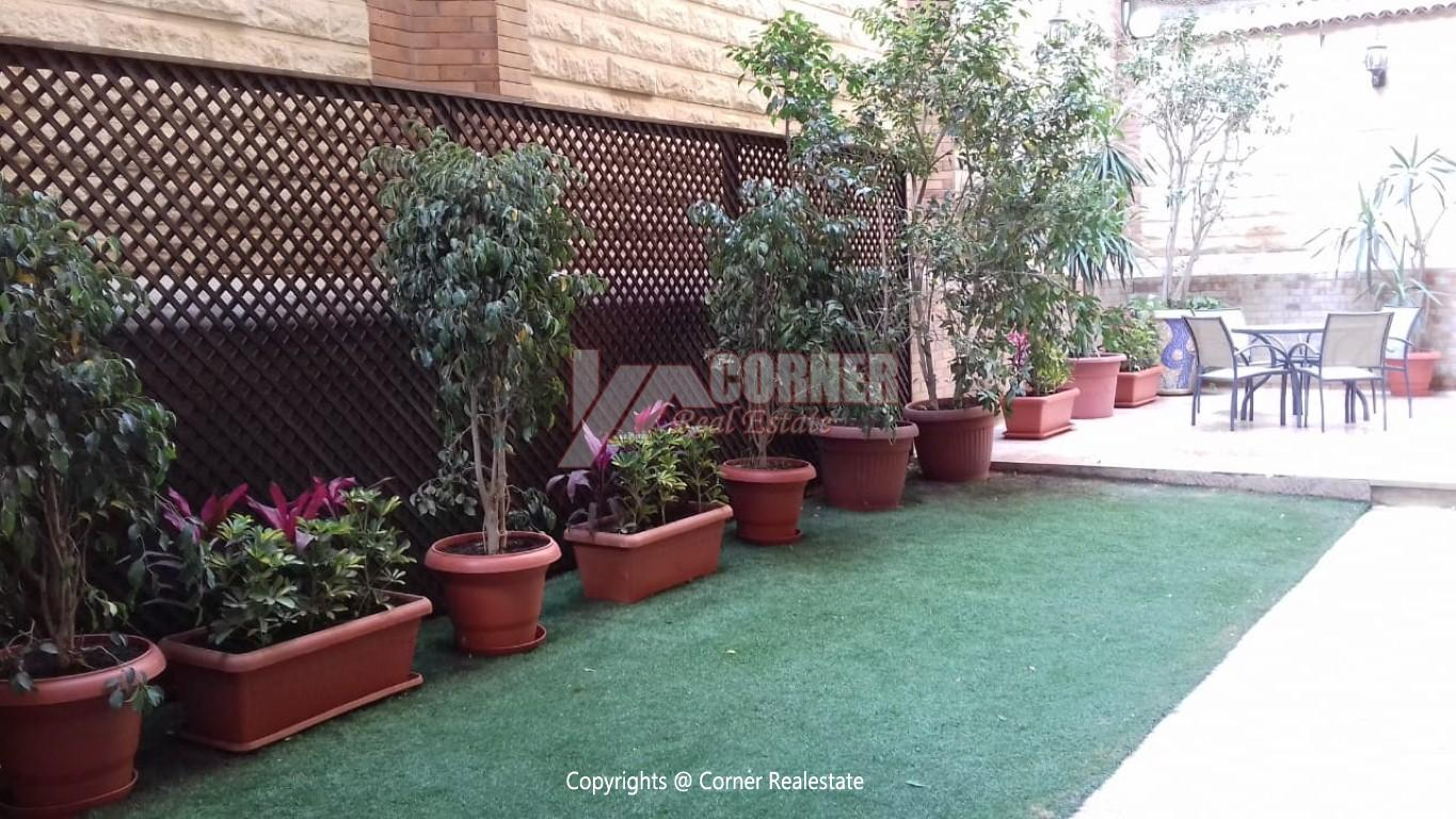 Ground Floor For Rent in Maadi Sarayat