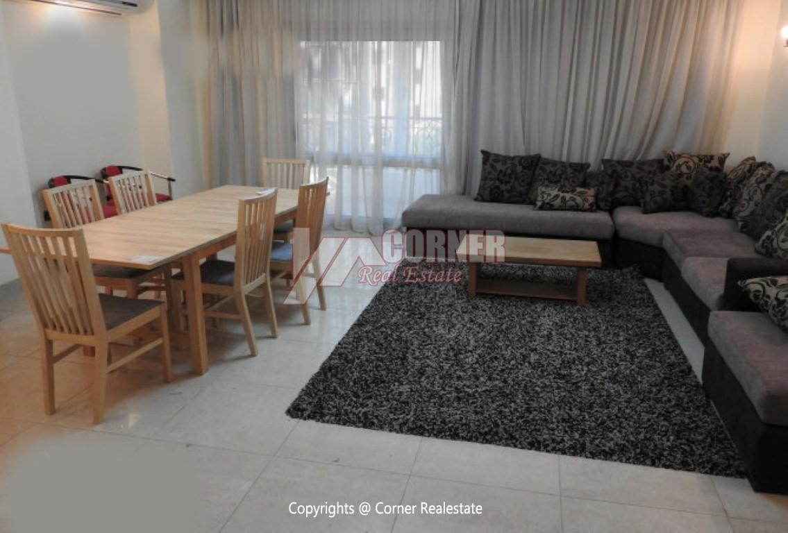 Modern Apartment For Rent In Maadi Sarayat