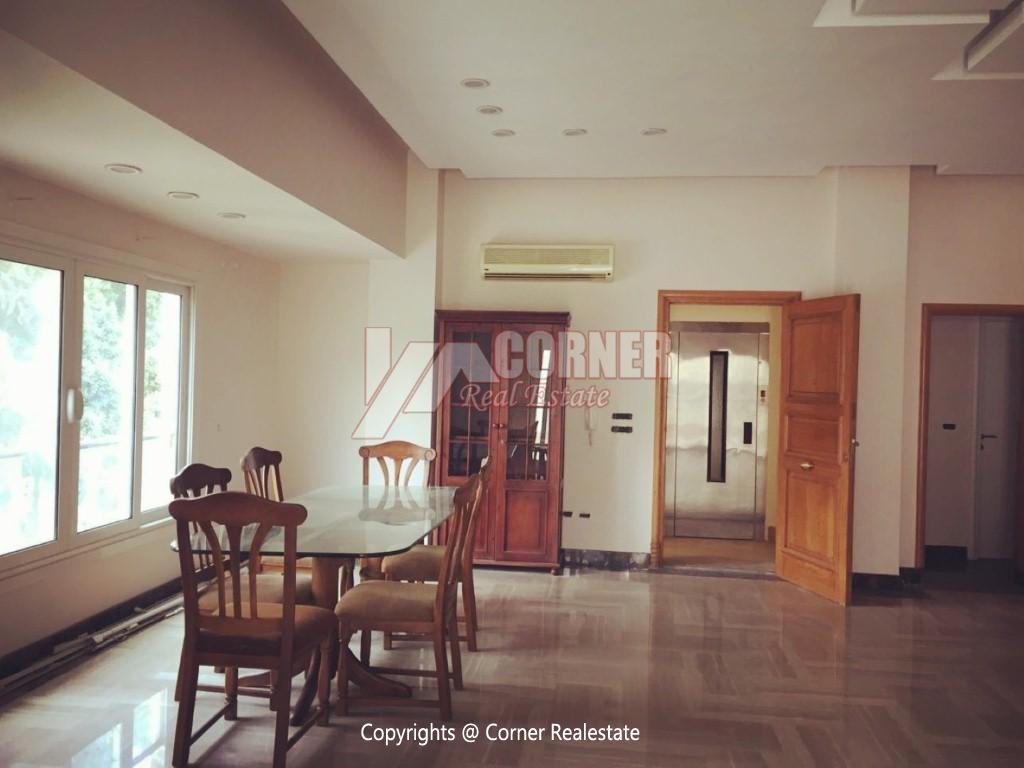 Apartment For Rent In Maadi Degla,Furnished,Apartment NO #3