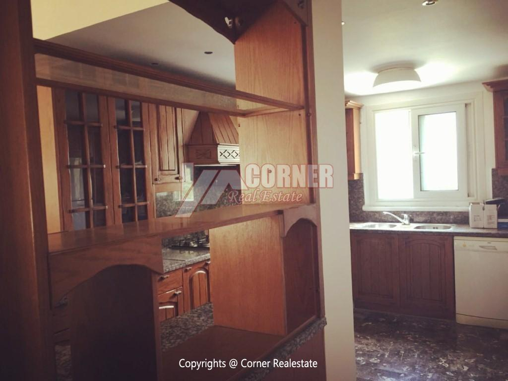 Apartment For Rent In Maadi Degla,Furnished,Apartment NO #2