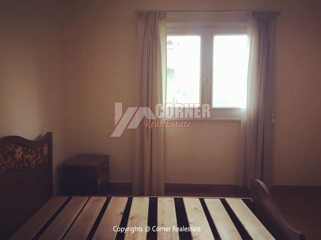 Apartment For Rent In Maadi Degla,Furnished,Apartment NO #15