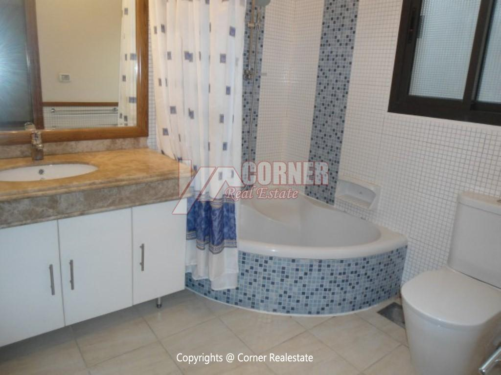 Modern Apartment For Rent In Maadi Close to CAC,Modern Furnished,Apartment NO #22