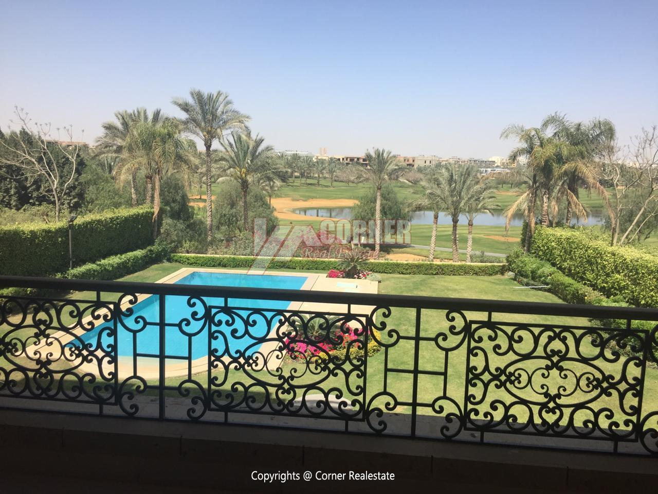 Apartment For Rent In Katameya Dunes,Semi furnished,Apartment NO #1