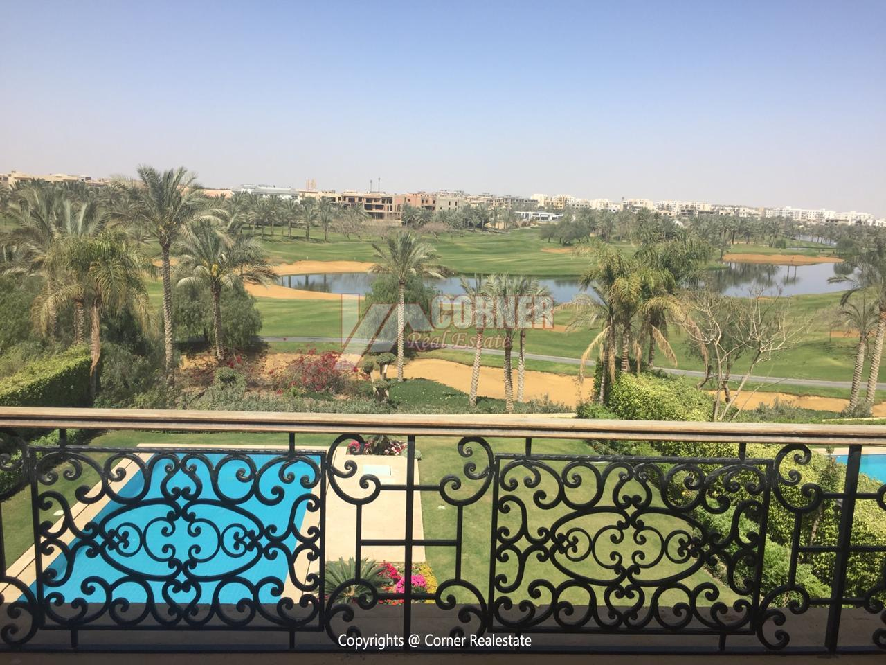 Apartment For Rent In Katameya Dunes,Semi furnished,Apartment NO #12