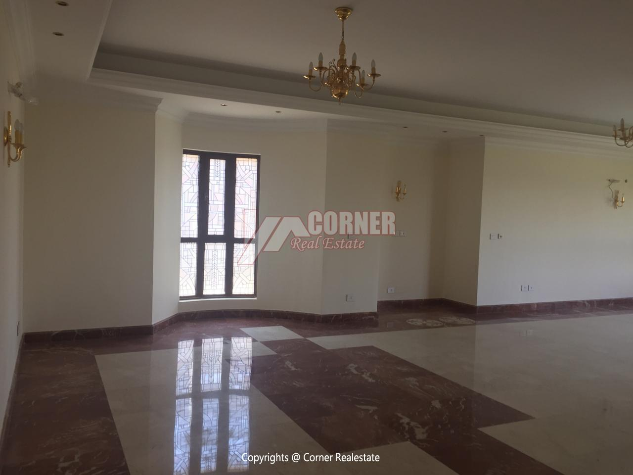 Apartment For Rent In Katameya Dunes,Semi furnished,Apartment NO #14