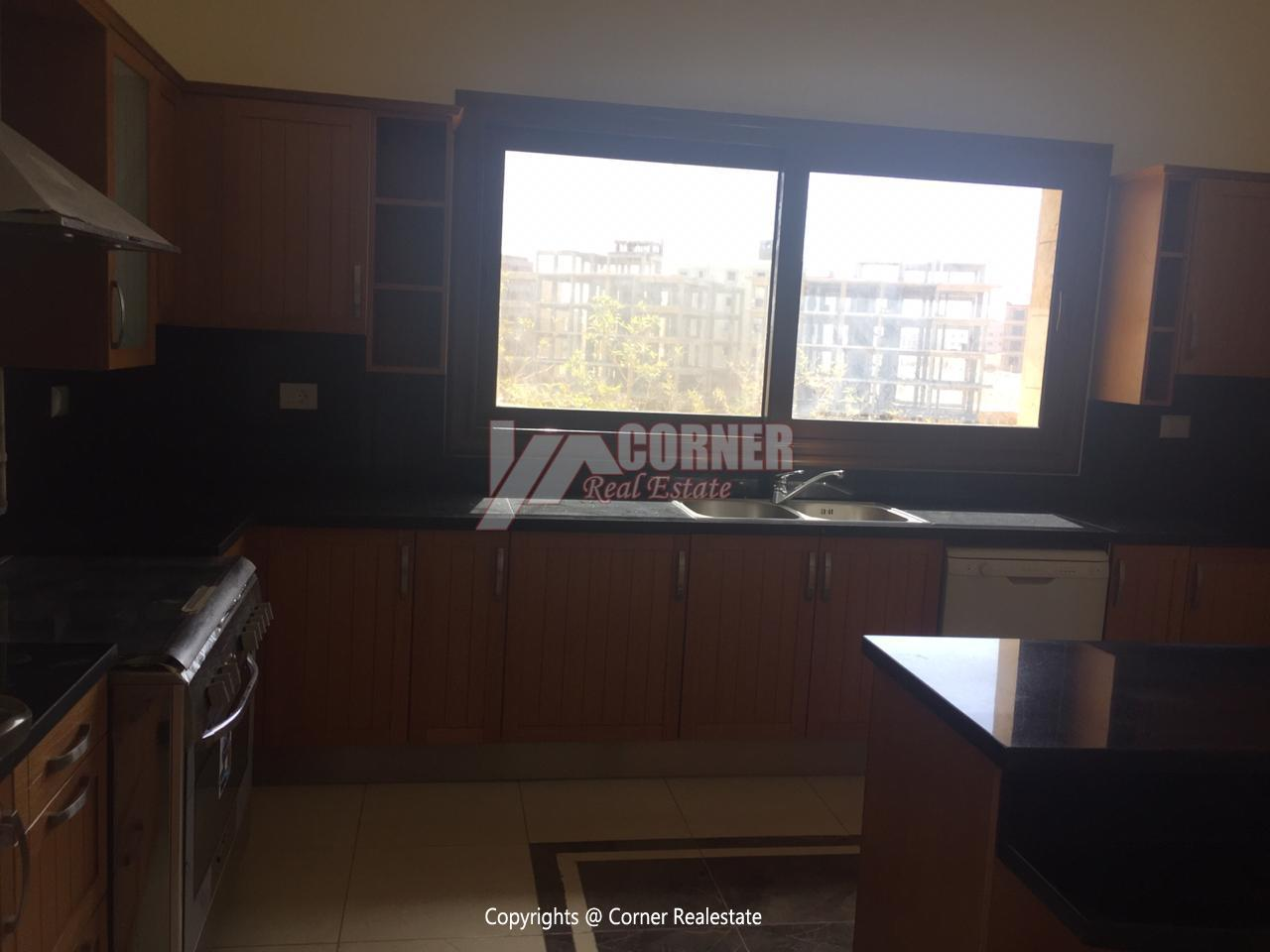 Apartment For Rent In Katameya Dunes,Semi furnished,Apartment NO #15