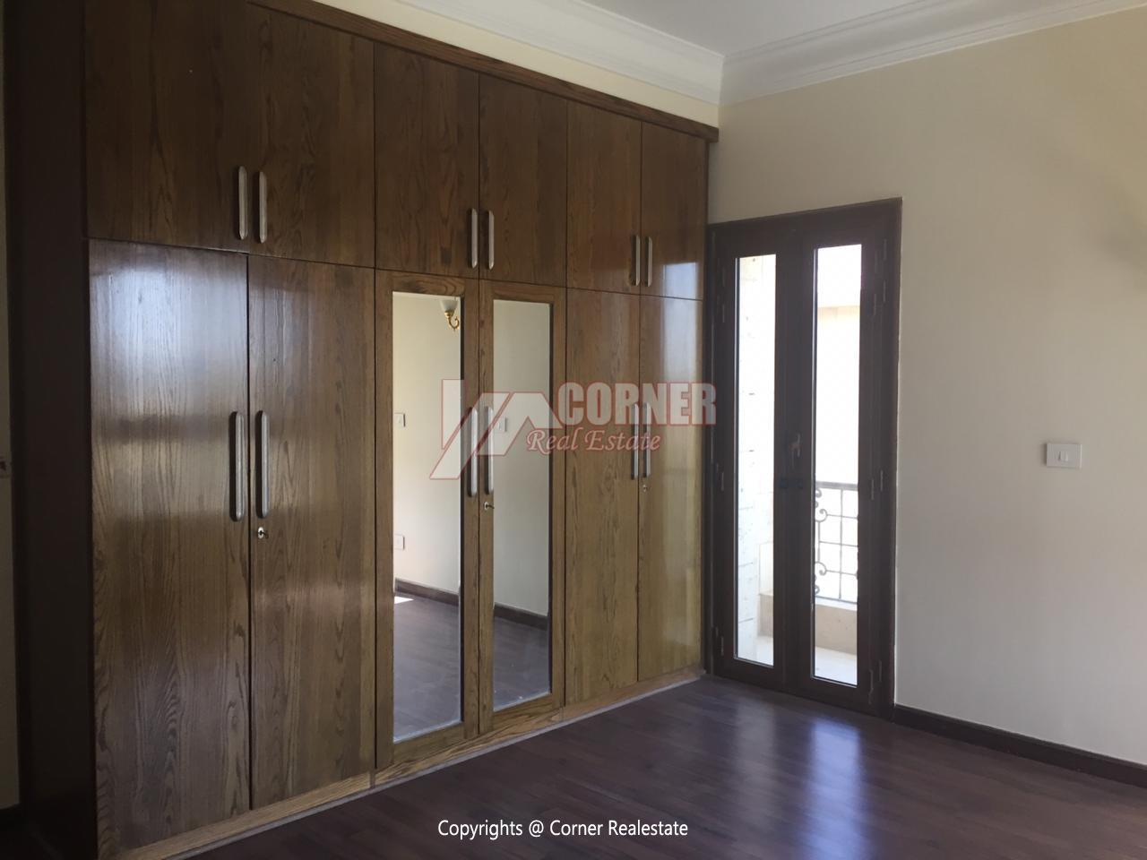 Apartment For Rent In Katameya Dunes,Semi furnished,Apartment NO #17