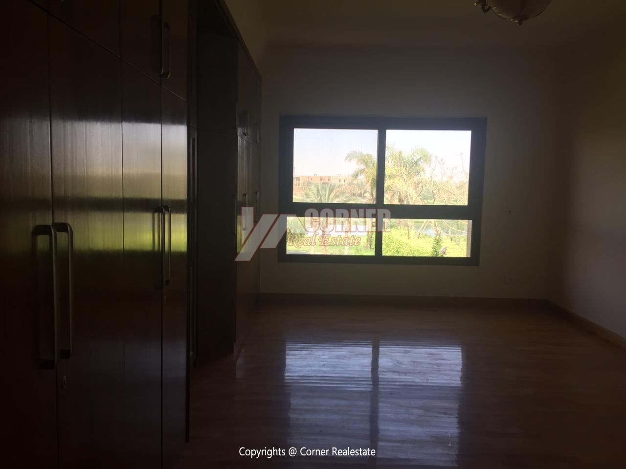 Apartment For Rent In Katameya Dunes,Semi furnished,Apartment NO #19