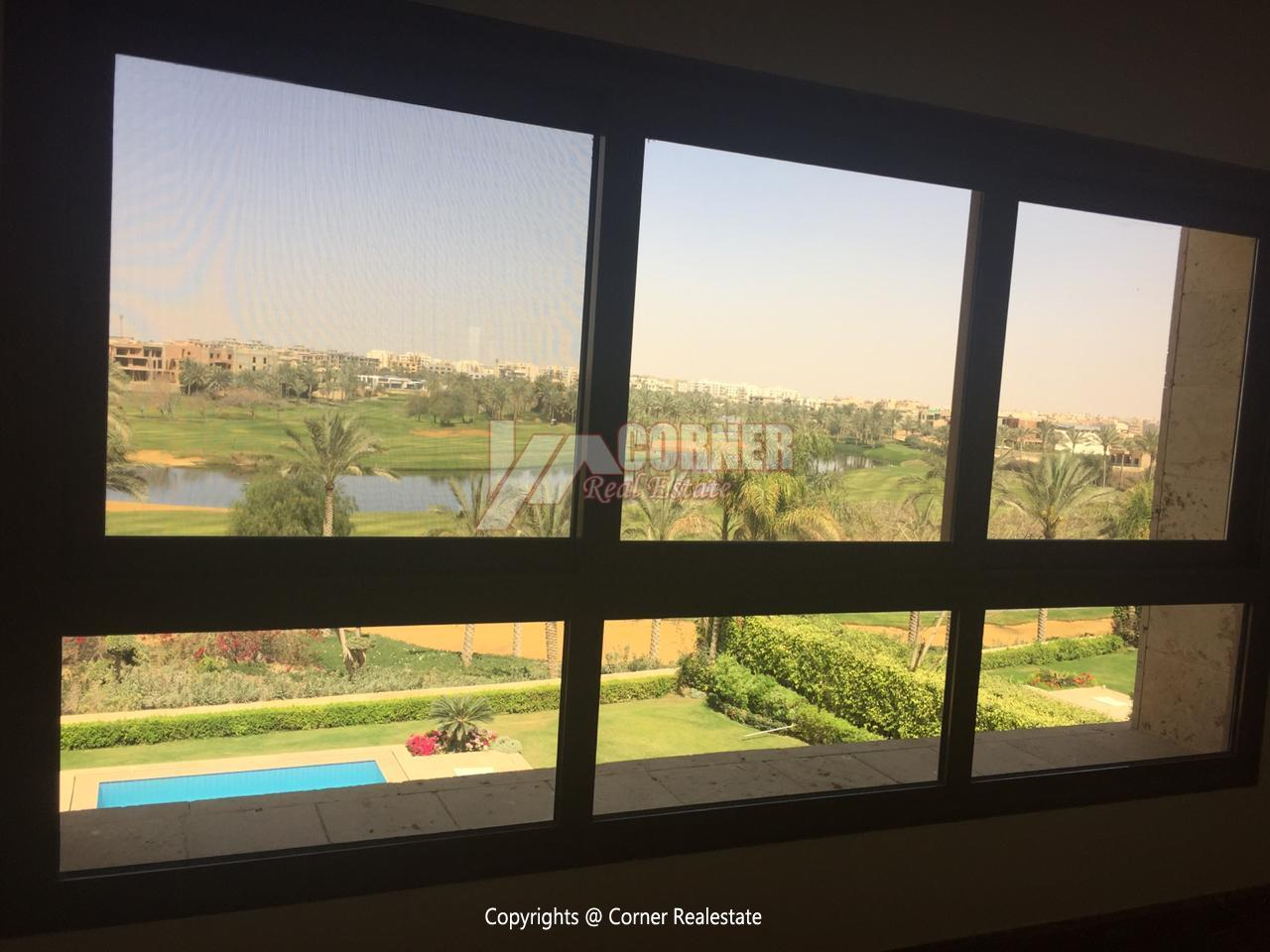 Apartment For Rent In Katameya Dunes,Semi furnished,Apartment NO #11